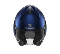 SHARK EVO GT modular helmet blue 3