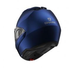 SHARK EVO GT modular helmet blue 5