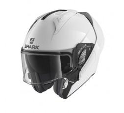 SHARK EVO GT modular helmet white 1
