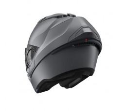 SHARK EVO GT modular helmet grey mat 2