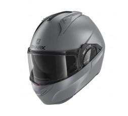 SHARK EVO GT modular helmet grey mat 4