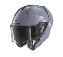 SHARK EVO GT modular helmet grey glossy 1