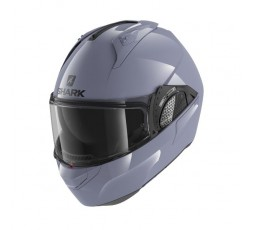 SHARK EVO GT modular helmet grey glossy 4