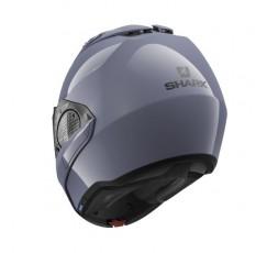 Casco modular modelo EVO GT de SHARK gris glossy 5