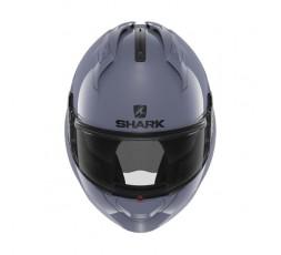 SHARK EVO GT modular helmet grey glossy 6