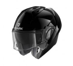 SHARK EVO GT modular helmet black glossy 1