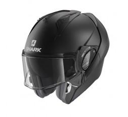 SHARK EVO GT modular helmet black mat 1