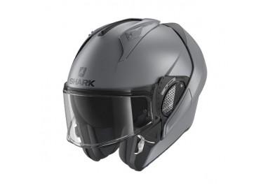 SHARK EVO GT modular helmet grey mat 1