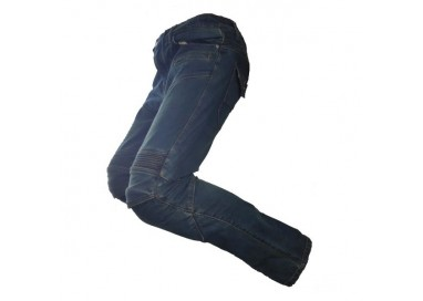 Motorcycle jeans with water repellent treatment (water repellent) model WYATTERP by INVICTUS 1