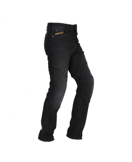 Men's STEED motorcycle jeans by FURYGAN with D3O protections