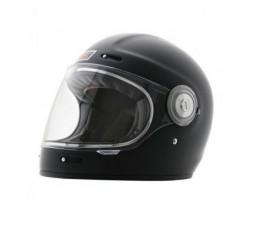 Vintage, Retro VEGA full face helmet from ORIGINE black mat 1
