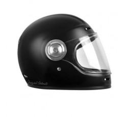 Vintage, Retro VEGA full face helmet from ORIGINE black mat 2