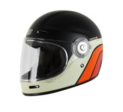 Vintage, Retro VEGA CLASSIC full face helmet from ORIGINE Black mat 1