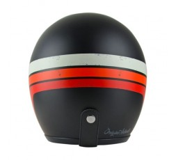 Open face helmet Vintage style, Retro PRIMO from ORIGINE Classic Vintage black 2