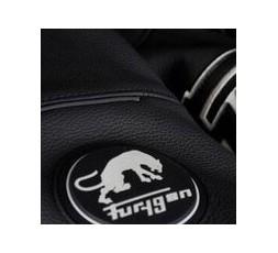 Leather motorcycle jacket KALI D3O by FURYGAN 4