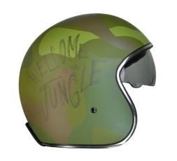 Open face helmet Urban, Vintage, Retro SPRINT style by ORIGINE Army 3