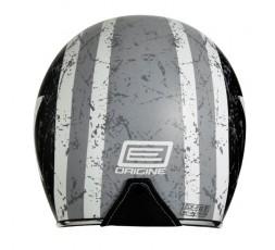 Open face helmet Urban, Vintage, Retro SPRINT style by ORIGINE Rebel Star grey 3