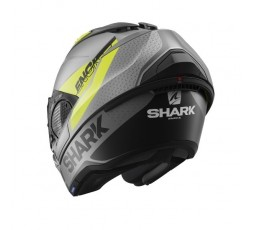 SHARK EVO GT ENCKE modular helmet YELLOW 2