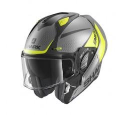 SHARK EVO GT ENCKE modular helmet YELLOW 1
