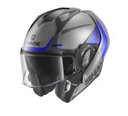 SHARK EVO GT ENCKE modular helmet BLUE 1
