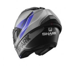 SHARK EVO GT ENCKE modular helmet BLUE 2