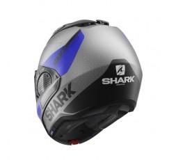 SHARK EVO GT ENCKE modular helmet BLUE 5