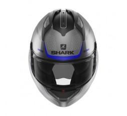 Casque modulable modèle EVO GT ENCKE de SHARK bleu 6