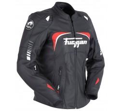 ARIANA biker jacket with D3O protections by FURYGAN 2