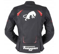 ARIANA biker jacket with D3O protections by FURYGAN 3