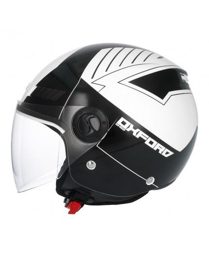 SHIRO SH-62 Oxford Open-face Helmet