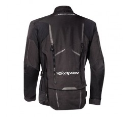 Motorcycle jacket TRAIL / MAXI TRAIL / AVENTURA model RAGNAR by IXON black/ dark grey 2