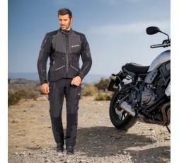 Motorcycle jacket TRAIL / MAXI TRAIL / AVENTURA model RAGNAR by IXON black/ dark grey 4