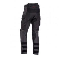 Trail and Maxi Trail motorcycle pants model RAGNAR by Ixon black/ dark grey 2