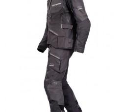 Trail and Maxi Trail motorcycle pants model RAGNAR by Ixon black/ dark grey 4
