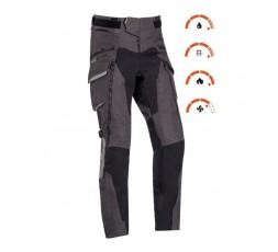 Trail and Maxi Trail motorcycle pants model RAGNAR by Ixon black/ dark grey/ grey 3