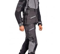 Trail and Maxi Trail motorcycle pants model RAGNAR by Ixon black/ dark grey/ grey 4