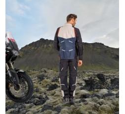Chaqueta moto Trail, Maxi Trail Aventura modelo EDDAS de Ixon azul 6