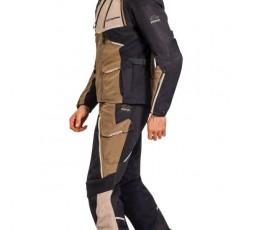 Motorcycle jacket TRAIL / MAXI TRAIL / ADVENTURE model EDDAS by Ixon brown 4