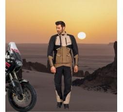 Motorcycle jacket TRAIL / MAXI TRAIL / ADVENTURE model EDDAS by Ixon brown 5