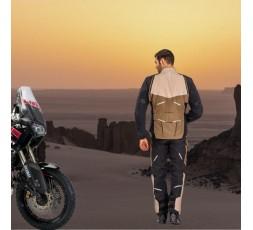 Motorcycle jacket TRAIL / MAXI TRAIL / ADVENTURE model EDDAS by Ixon brown 6