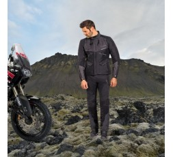 Motorcycle jacket TRAIL / MAXI TRAIL / ADVENTURE model EDDAS by Ixon black 5