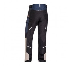 Pantalon de moto type Trail, Maxi Trail, Adventure EDDAS PANT de Ixon bleu 2