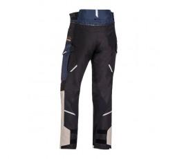Pantalones de moto uso Trail, Maxi Trail, Aventura EDDAS de Ixon azul 2