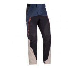 Pantalon de moto type Trail, Maxi Trail, Adventure EDDAS PANT de Ixon bleu 1