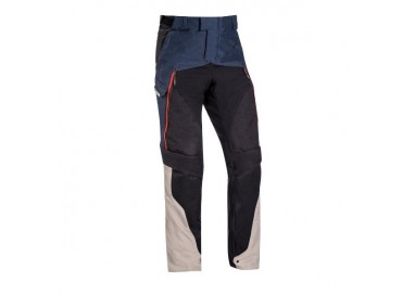 Motorcycle pants for use Trail, Maxi Trail, Adventure EDDAS PANT by Ixon blue 1