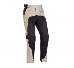 Motorcycle pants for use Trail, Maxi Trail, Adventure EDDAS PANT by Ixon green kaky 1