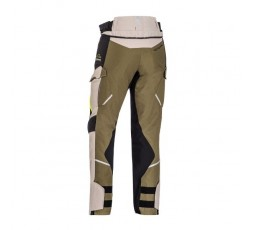 Motorcycle pants for use Trail, Maxi Trail, Adventure EDDAS PANT by Ixon green kaky 2