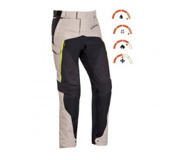 Motorcycle pants for use Trail, Maxi Trail, Adventure EDDAS PANT by Ixon green kaky 3