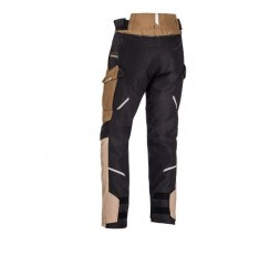 Motorcycle pants for use Trail, Maxi Trail, Adventure EDDAS PANT by Ixon brown 2