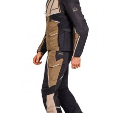 Motorcycle pants for use Trail, Maxi Trail, Adventure EDDAS PANT by Ixon brown 4